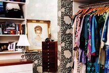 closets / by Kathryn M Ireland