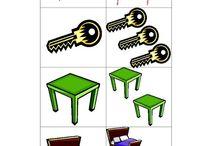 Illustrationer ~ numerus / by sprogkiosken