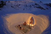 Sleep @ Odd Hotels / Cool Travel Ideas: unusual rooms and amazing hotels / by Spot Cool Stuff