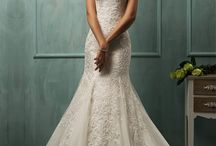 Spring & Summer 2015 Wedding Dresses / by Lucky Dresses
