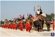 Sayabouly / Sayabouly-The Land of Elephants / by Laos - Simply Beautiful