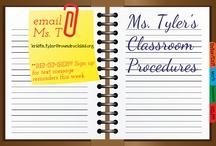 Ms. Tyler's Class / by Krista Tyler