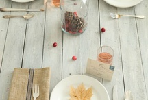 Beautiful tables / by Thea Rossouw