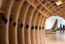 ESTRUCTURAS / by Fresia Herhuay     Interior Designer