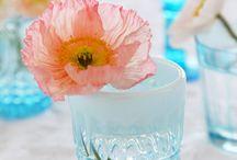 Vintage / vintage, milk glass / by Beth Dehghanpoor