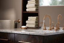 Bath design / by Debbie Leonard