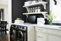 Dream Laundry Room / by Stephanie Farrell