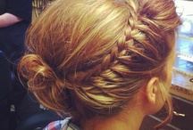 hairstyles, do's & cuts I like !!! / by Steph Hastings