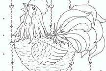 COLORING PAGES / by Sue Howard