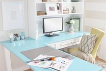 Office space / by Wendy McMonigle WM Design House