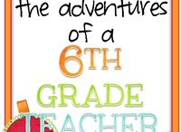 6th Grade Happenings  / by Heather Patterson