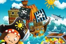 Pirates / by Maciek HoneyFlavour