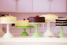 Cake Stands / by Alisha Jenkins