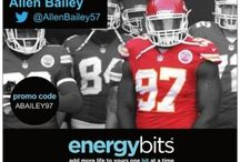Meet Our Elite Athlete Ambassadors / Meet our outstanding Elite Athletes who are #poweredbybits ambassadors - click on their photo to see their blog! / by ENERGYbits