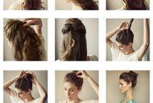 Just Hair / by Debra Rhodes