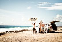 Surf Culture / Enjoy the summer heat, waves & crusing around. / by Badar Akmal