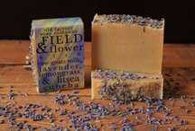 Old Factory Soap & Aromatics / by Old Factory Soap Company