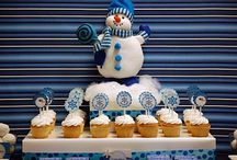 Holiday Snowman Party / by Brandy Ketler Simply Creative Printables