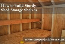 Shed / by Laura Millspaugh