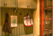 House - Entry Ways/Mudrooms / by Melissa Burke