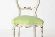 Fabulous Chairs / by knot too shabby