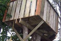 Tree house / by Christy Streater