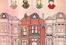 Wes Anderson. / by Ashley Harden