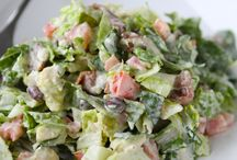 Salad / by Ann Paige Shull