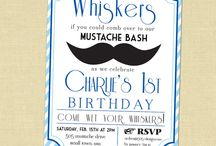 Mr Man Party / by Cathy C - 505 Design, Inc