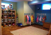 Kids Playroom / by Ana Velazquez