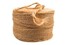 Sisal Twine / Available online on our shop at BurlapFabric.com / by BurlapFabric.com Burlap Fabric