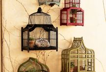 Bird Cages / by Bonnie Howard