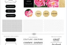 Blog Design / by Frances Dixon
