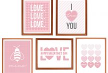 Holiday Ideas~Valentines / Fun ways to show your love on Valentines Day!  / by Ruthie {cookingwithruthie.com}