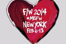 New York Fashion Week /Fall 2014 / All NYFW Fall 2014 Designers. So exciting!!! / by Find Fashion