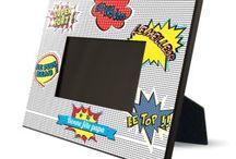 Super cadeaux pour un super papa ! / Les super papas ont droit à de super cadeaux pour leur fête!  / by Planet Cards