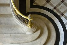 DESIGN: STAIRCASE / by Ana Damaris Then / White Linen Interiors LLC
