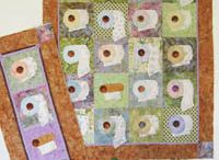 A SMILE QUILT 1 / when I see this, it make me smile. Because the design or if I can se me doing a quilt from the patterns. / by Dorte Rasmussen.Denmark