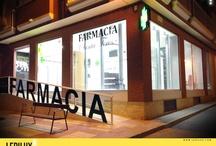 Farmacia Santa Teresa (Murcia) / by LEDILUX Iluminación
