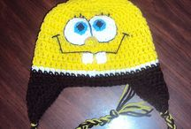 Crochet Hats / by Bonnie-Jean Hogue