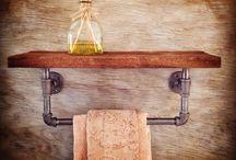 Half bath / by Nicole Housley