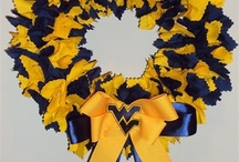 WVU / by Nichole Jones