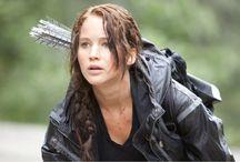 Katniss Costume / by Marianne Hutchins-Mejia
