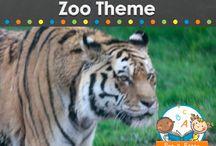 Zoo / Zoo / by Jessica Bellflower