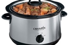 Crazy for Crockpots / by Tina Fisher