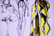 fashion | illustrations / by FASHION VIGNETTE
