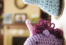 crochet - amigurumi / by Denise Chorne