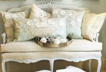 Shabby Chic, Romantic & Cottage Style ~ / by Tia Alexandria