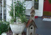 Birdhouses / by Tammy Jones