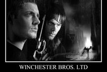 Supernatural / !!! / by Kayla Griffin